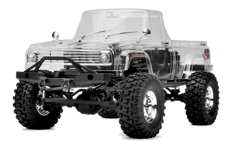 Carisma Adventure - SCA-1E Coyote - 4WD WB 285mm