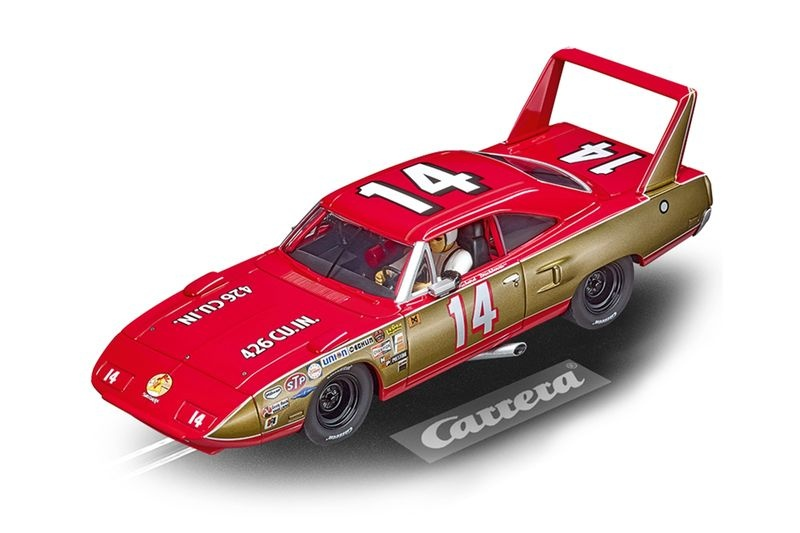 Carrera Evolution Plymouth Superbird No.14