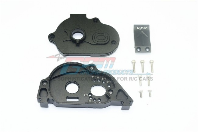 GPM aluminium rear gear protection motor mount - 10PC Set