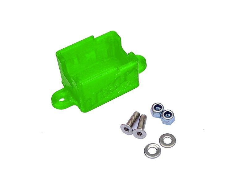 JS-Parts Schalterhalter ultraflex grün für Hobbywing MAX8