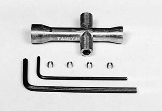 Tamiya Werkzeugsatz Universal