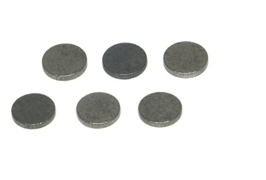 Slot.it Fahrwerkstrimmgewicht Ø6,3x1mm Tungsten