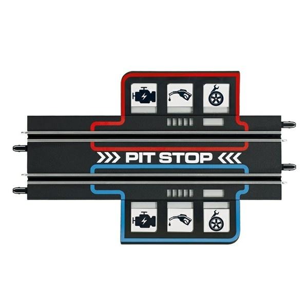 Carrera Go!!! Plus Pit-Stop-Game Schiene