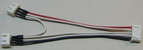 Ladekabel / Balancer-Adapter-Kabel 2x 2s auf 4s XH
