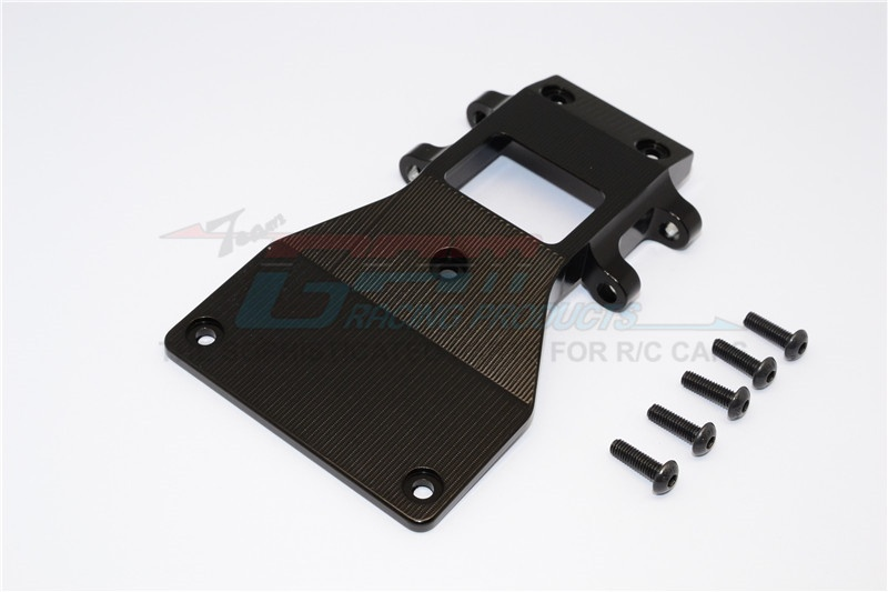 GPM ALLOY front lower arm plate - 1PC Set for Tamiya CC-01