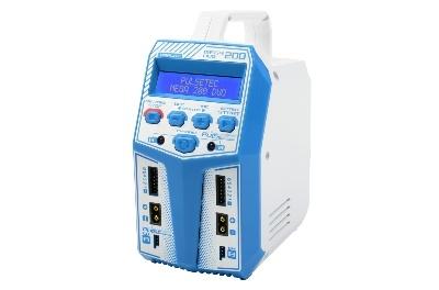 Pulsetec - Dual Charger - Mega 200 Duo - AC 100-240V -