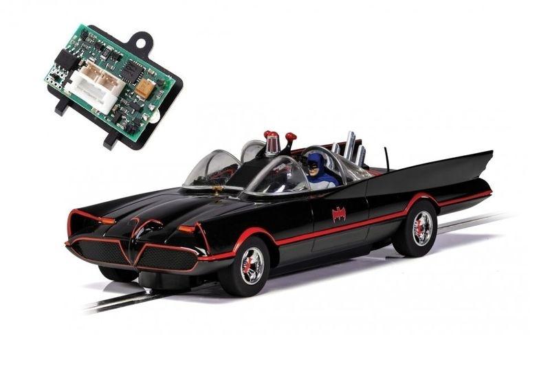 Scalextric 1:32 Batmobile - 1966 HD --SET--