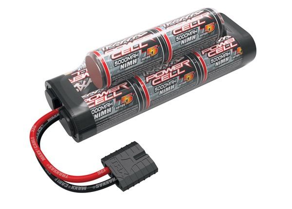 Traxxas Traxxas Battery, Series 5 Power Cell, 5000mAh (NiMH,