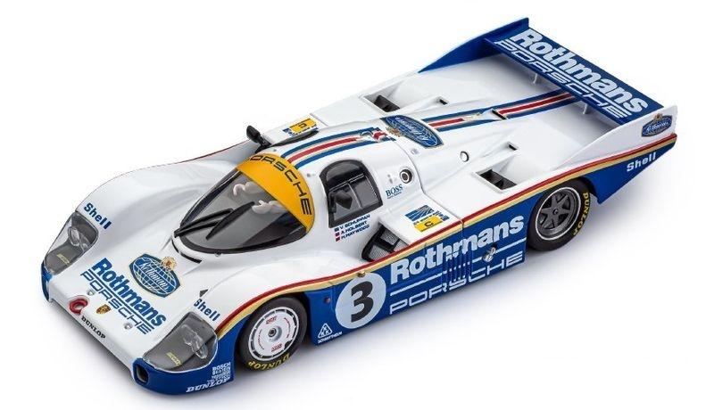 Slot.it Porsche 956LH - No.3 - 24h Le Mans Winner 1983