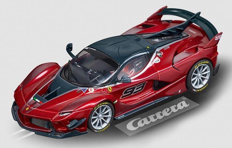 Carrera Digital 132 Ferrari FXX K Evoluzione No.93