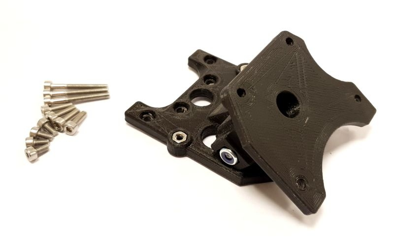 JS-Parts ESC-Halter zur Montage vom Hobbywing MAX5/MAX6