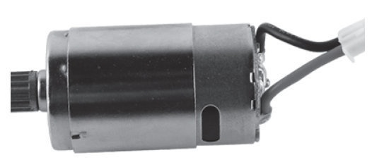 Absima 390 Motor