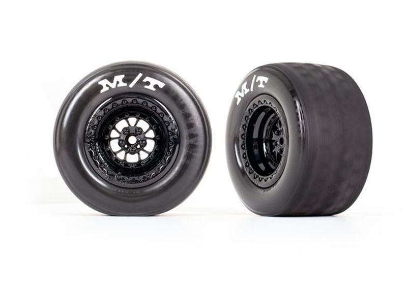 Traxxas Reifen auf Felge montiert