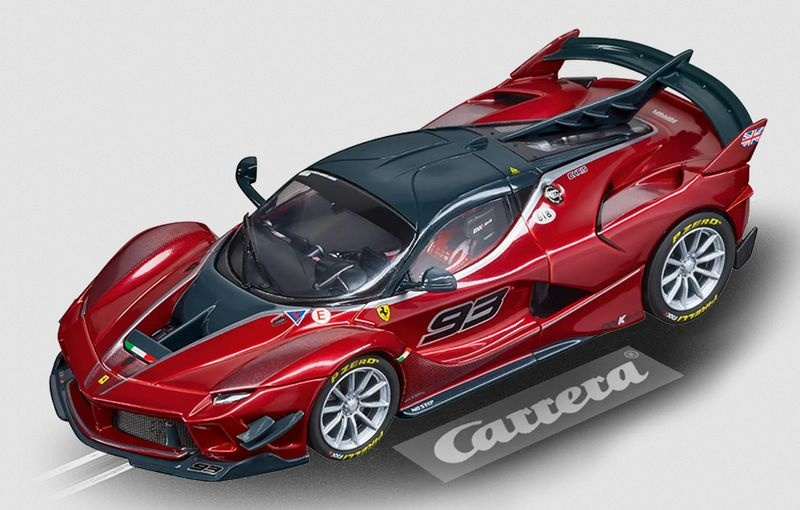 Carrera Evolution Ferrari FXX K Evoluzione No.93
