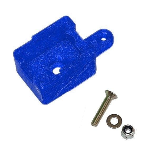 JS-Parts ultraflex Schalterhalter blau für Hobbywing MAX