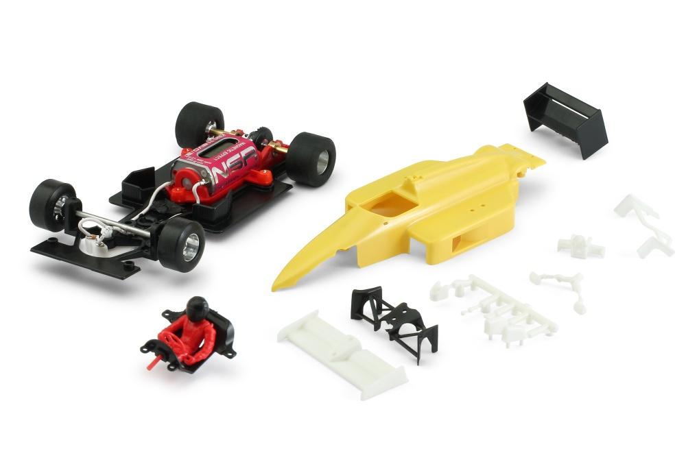 NSR Formula 86/89 - Body yellow Kit -