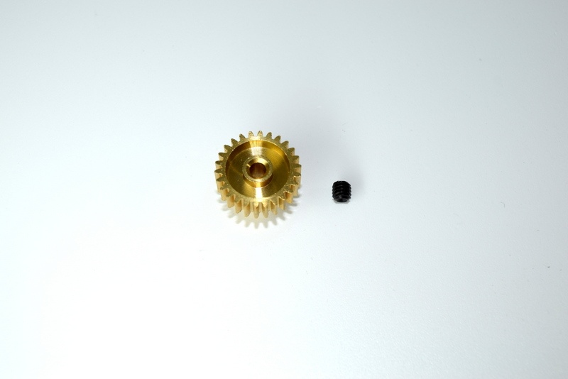 Absima Modul 0.6 26Z Kupfer Motorritzel