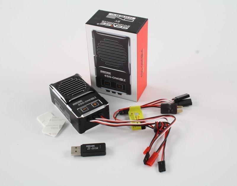 Sense Innovations ESS-ONE+LE Motor Soundmodul f.RC-Cars
