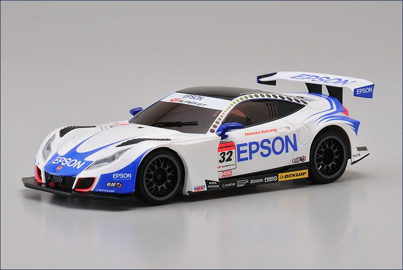 Kyosho BK # Mini-Z MR-03 Epson HSV-010 2010 ARR 1:28