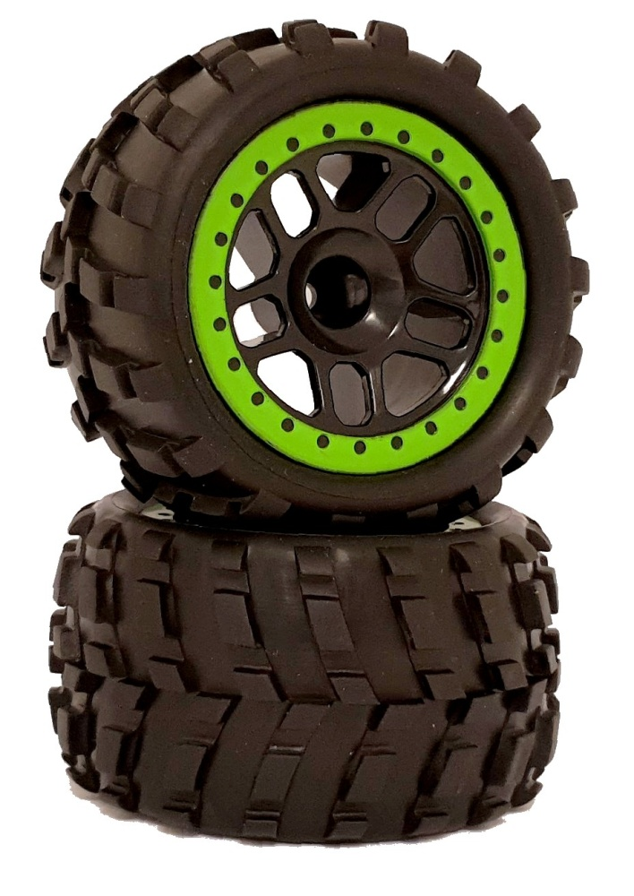 Carrera Profi RC Reifensatz Jeep Trailcat (2 Stk.) (183011)