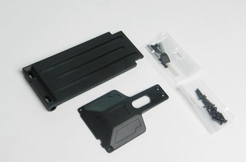 Ansmann SP-DNA-Batterycover/Servoguardplate