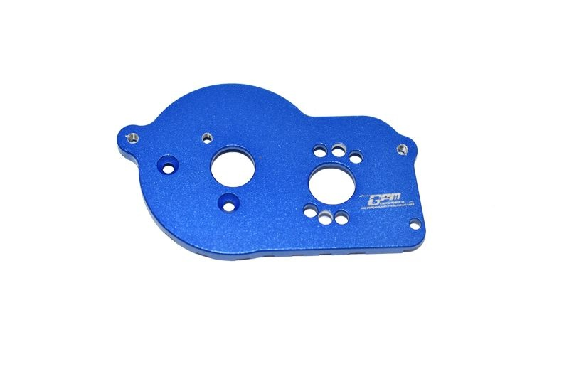 GPM Aluminum Motor Mount Plate with Heat Sink Fins -