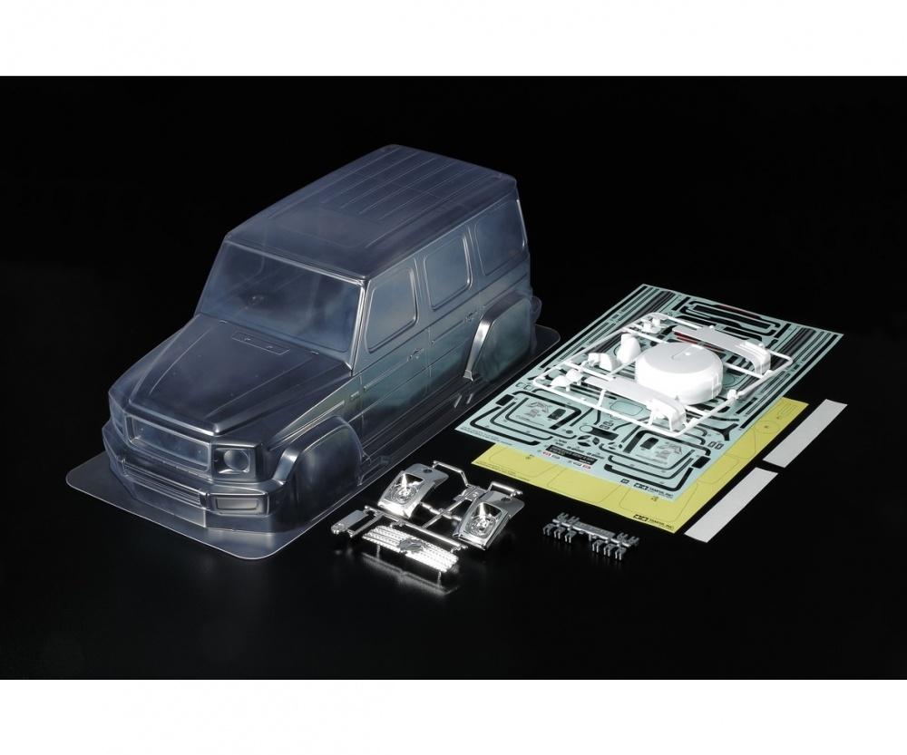Tamiya RC Karosseriesatz Merc.-Benz G500 CC-02/01 267mm