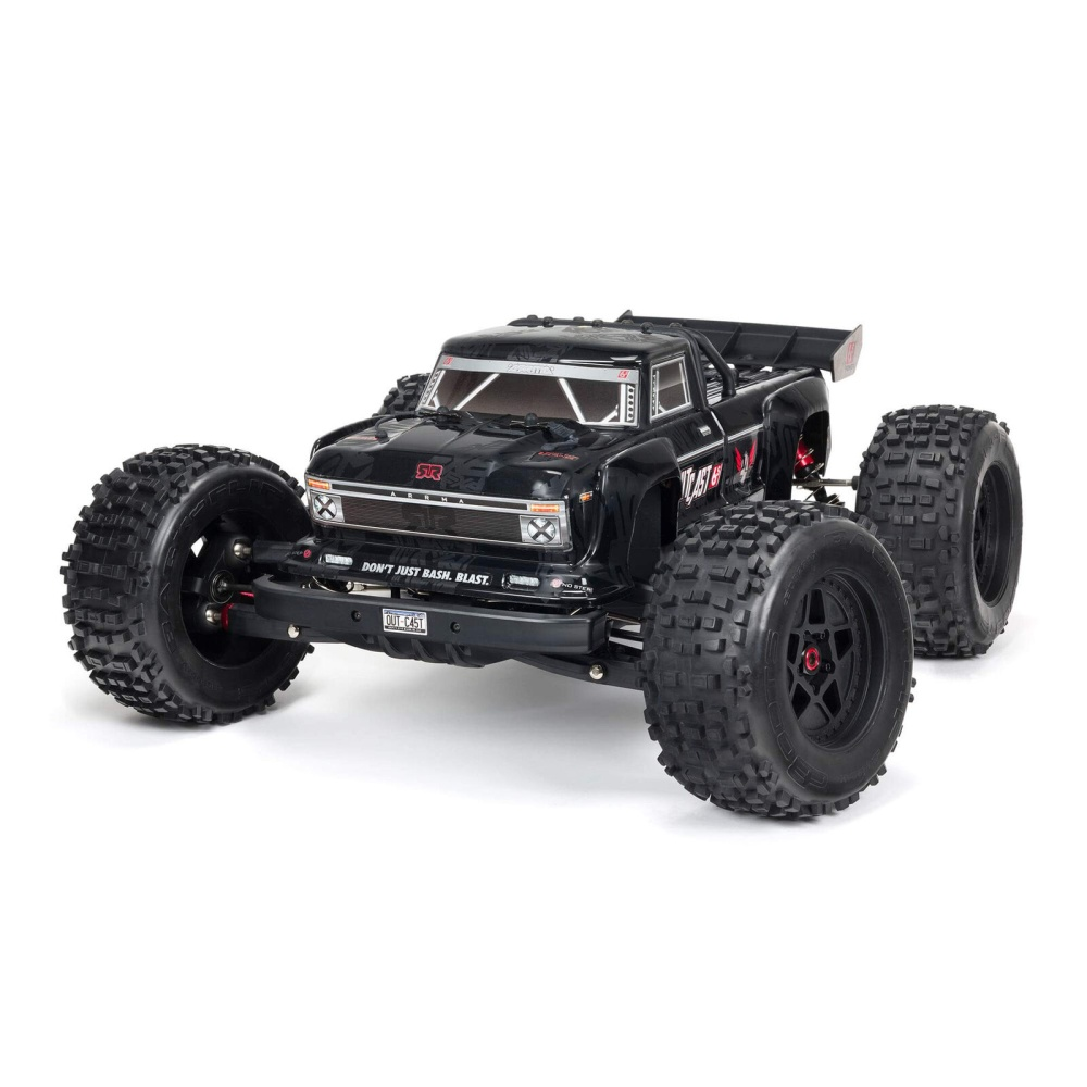 Arrma 1/8 OUTCAST 6S BLX 4WD EXtreme Bash Stunt Truck
