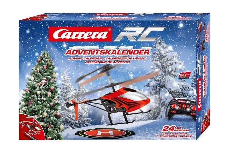 Carrera RC Adventskalender mit 2,4GHz