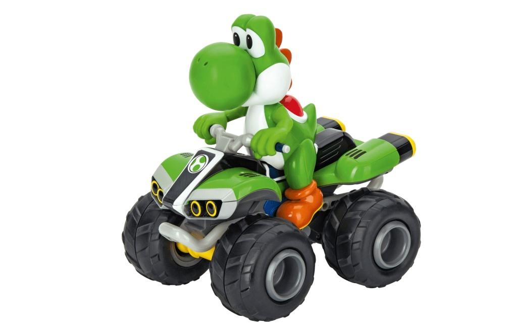 Carrera RC 2,4GHz Mario KartT, Yoshi - Quad