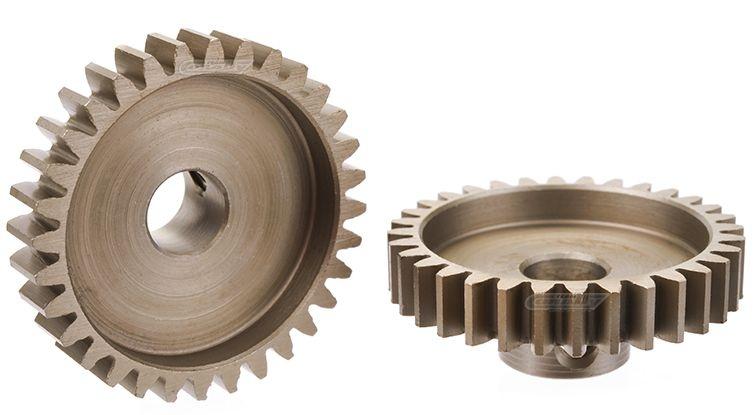 Team Corally - M1.0 Motorritzel - Stahl gehärtet - 32 Zähne