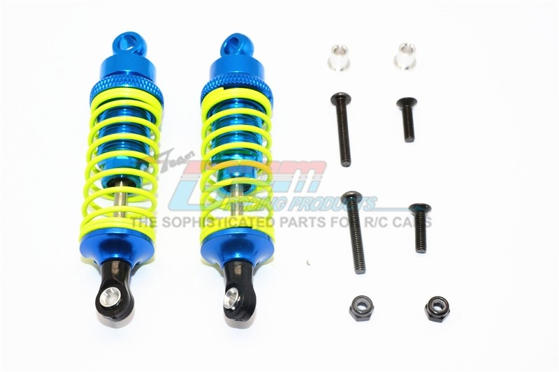 GPM ALLOY front adjustable spring damper (75mm) with