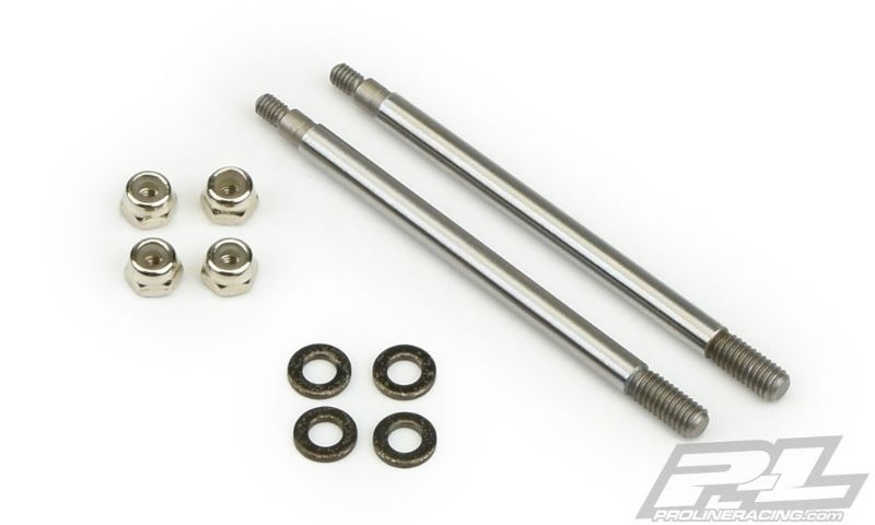 Pro-Line PRO-MT 4x4 Replacement Rear Shock Shafts