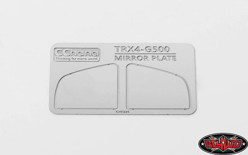 RC4WD Mirror Decals for TRAXXAS TRX-4