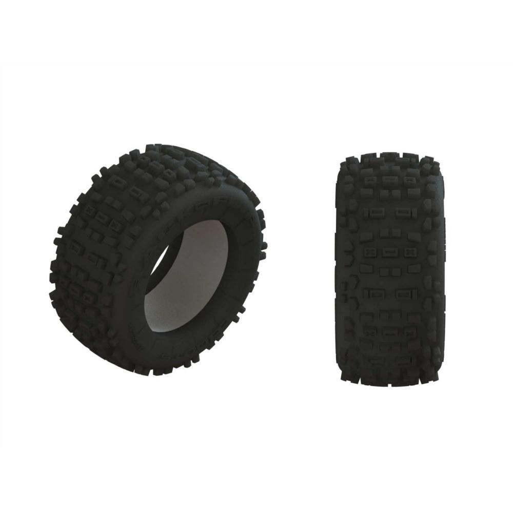 Arrma dBoots BACKFLIP Tire & Insert (1pr) (ARA520056)