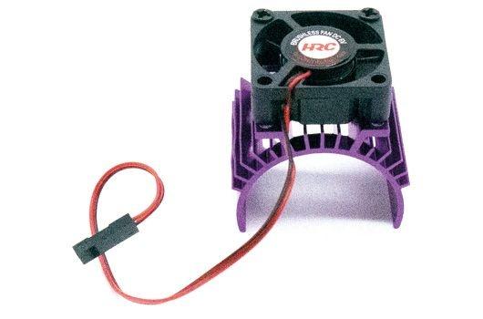 HRC Motorkühlkörper - TOP mit Brushless Lüfter