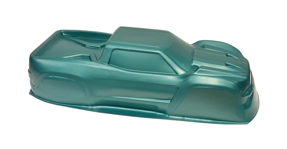 Probodyrc unbreakable Body für Traxxas X-Maxx Typ A grün