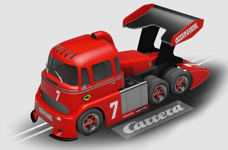 Carrera Digital 132 Carrera Race Truck No.7
