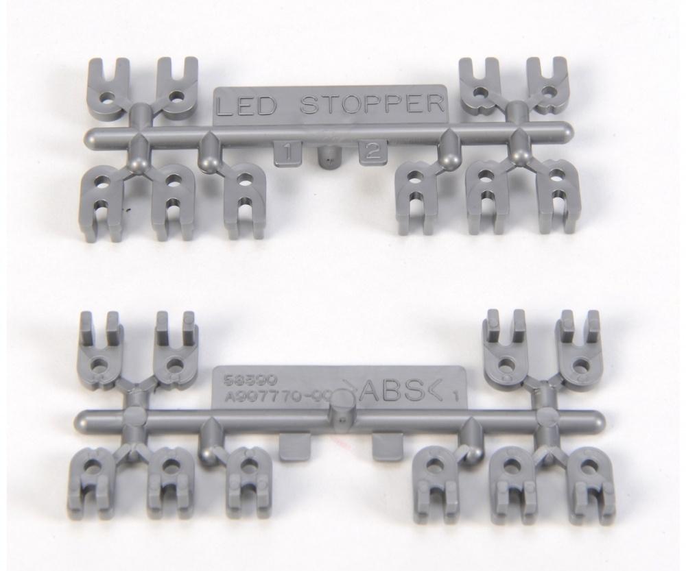 Tamiya LED-Befestigungen (10+10) 58390