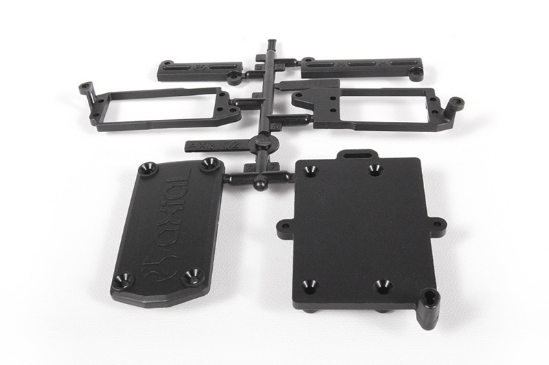 Axial - Electronics Box Parts Yeti XL