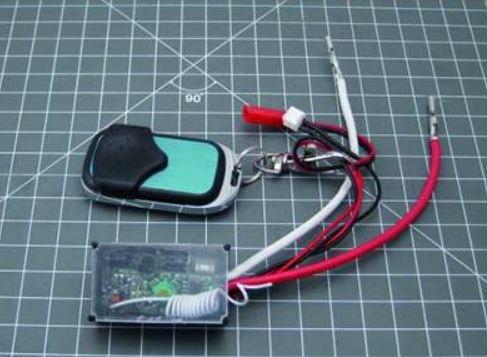 Amewi Fernbedienung für Seilwinde D90