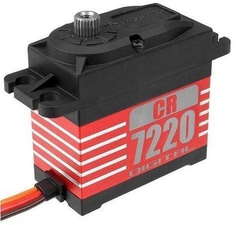 Varioprop - Digital Servo - CR-7220-MG V2 - Low Voltage -