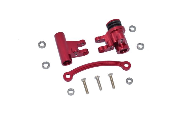 GPM Aluminum Steering Assembly - 12PC Set for