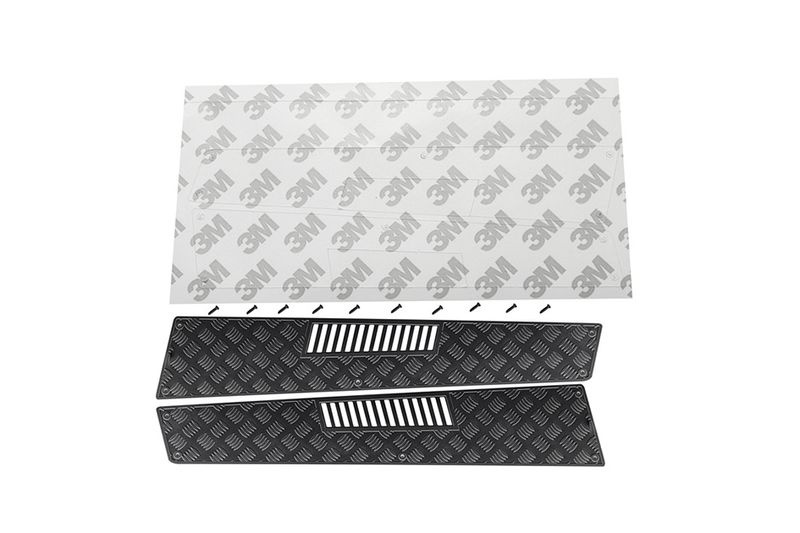 GPM Scale Accessories: Stainless Steel Slip Proof Tread &