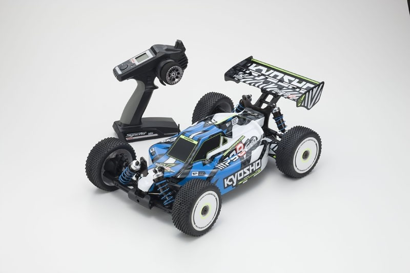 Kyosho INFERNO MP9E EVO READYSET EP 4WD Brushless Buggy