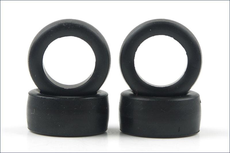 Kyosho Reifen-Set # 1:24 LM30 High Grip schmal, 4 Stück