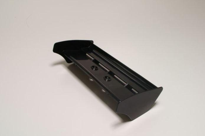 Kyosho Heckspoiler Nylon MP9 schwarz