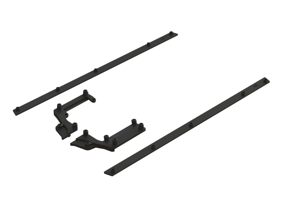 Arrma Side Skirt Set (ARA320509)