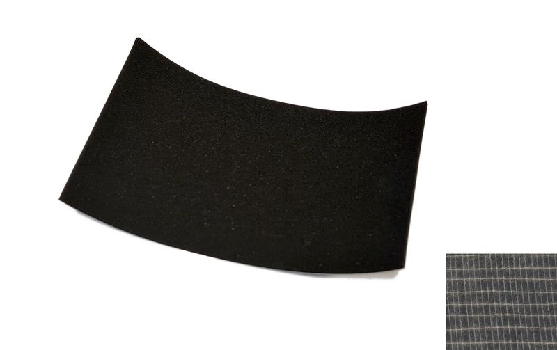 JS-Parts Antirutschmatte 100x160mm selbstklebend