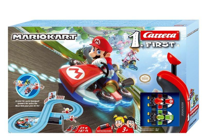 Carrera FIRST Nintendo Mario KartT
